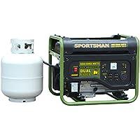 Sportsman 4000W Dual-Fuel Portable Generator