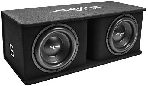 Skar Audio Subwoofer Enclosure SDR 2X12D4 product image