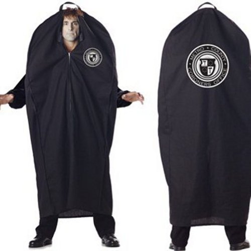 Creative Halloween Costumes For The Office (Adults' Body Bag Costume (One Size Fits All))