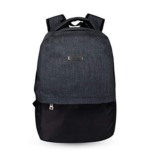 Optima Trending Expendable 25 L Laptop Backpack  Black