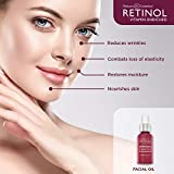 Retinol Anti-Aging Facial Oil – Instantly Adds