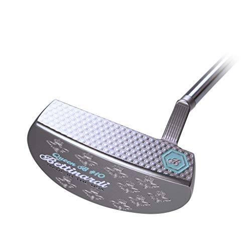 Bettinardi 2019 Queen B 10, Right Hand, Standard Grip, 34