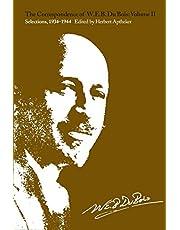 The Correspondence of W.E.B. Du Bois, Volume II: Selections, 1934-1944