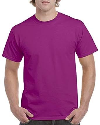 Gildan H000 Hammer Adult T-Shirt - Berry - S