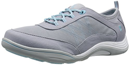 Grasshoppers Women Explore Lace Fashion Sneaker Fog Grey
