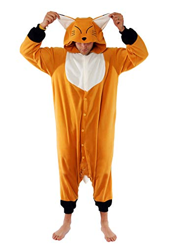 Fox Kigurumi (Adults) for $<!--$57.00-->