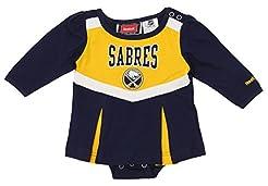 NHL Newborn Buffalo Sabres Cheerleader C...