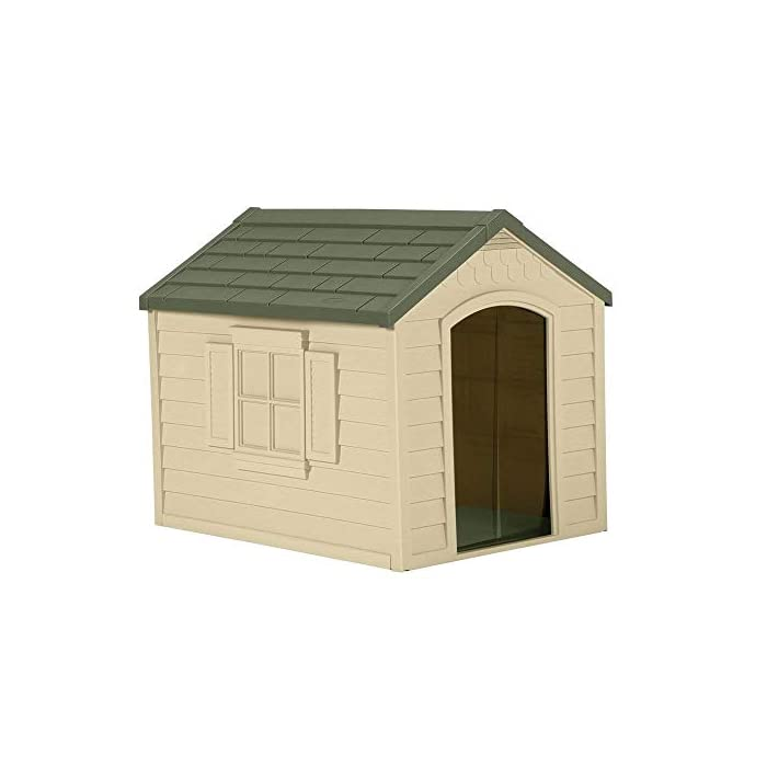 Find dog houses in a range of sizes and styles