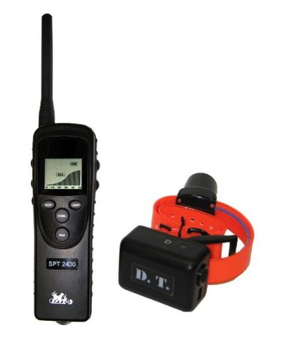 D.T. Systems Super Pro e-Lite 1.3 Mile Remote Trainer w/ Beeper by D.T. Systems