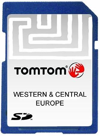 TomTom 9UCA.057.01 - Tarjeta SD con mapas de Europa central ...