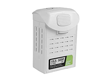 Green Cell® Batería para dji Phantom 4, Phantom 4 Pro, Phantom 4 ...