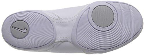 Nike Sideline–Mujer III Insert Zapatos de entrenamiento de color blanco/blanco/pure platinum 8Mujer White/White/Pure Platinum