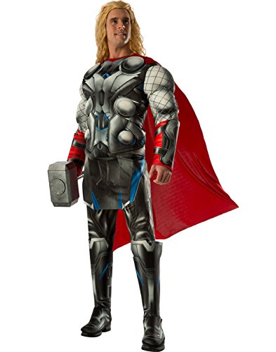 Rubie's Men's Avengers 2 Age of Ultron Deluxe Adult Thor Costume