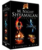 M Night Shyamalan collection : Sixième sens, Incassable, Le village, Signes [FR Import]