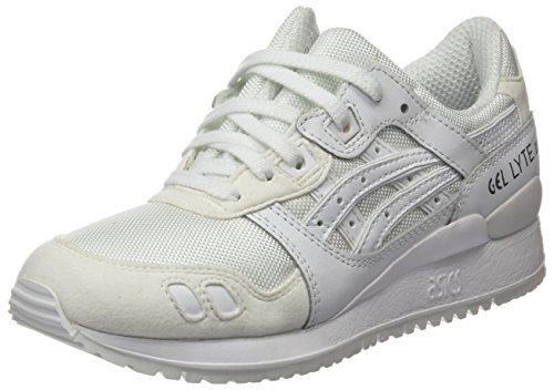 Adults' Hn6g4 White Unisex Black Trainers Asics 1BE5qwnZ