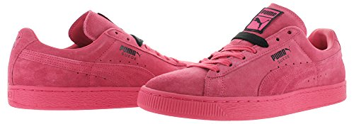 Puma 352634, Zapatillas Unisex Adulto Teaberry Red-Black
