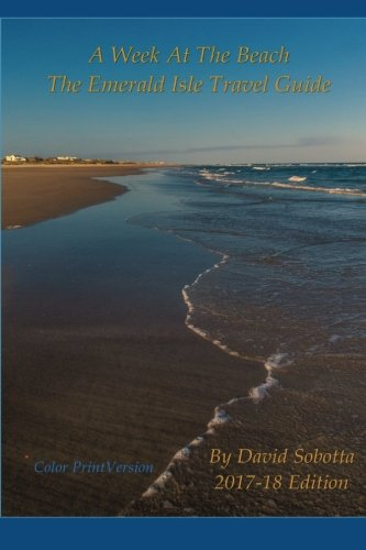 Read Online A Week at the Beach The Emerald Isle Travel Guide ebook