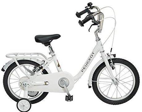 Peugeot Bicicleta con ruedines Legend vintage de 16 pulgadas para ...