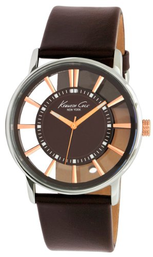 Kenneth cole transparency IKC1781 Unisex quartz watch