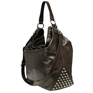 a3a0a7463d53 SILVIO TOSSI Tasche Shopper Schultertasche Handtasche Henkeltasche  Reisetasche 33x36x18 cm (BxHxT)