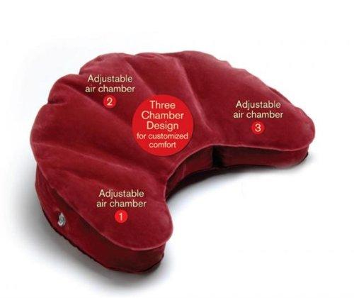 Mobile Meditator Inflatable Meditation Cushion and Travel...