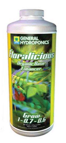 Floralicious Grow 1-.07-0.6, Quart