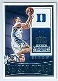 J.J. Redick basketball card (Duke Blue Devils NCAA Player of the Year JC) 2015 Contenders Season Ticket #39