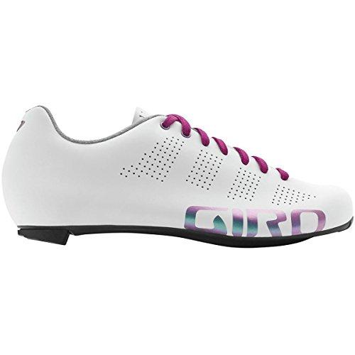 Giro Empire W Acc Women's Cycling Road Shoes (40, White Reflective)
