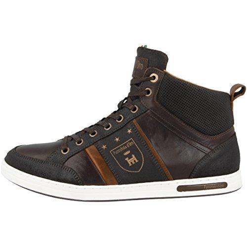 Pantofola d'Oro Herren Mondovi Uomo Mid Hohe Sneaker Braun (Coffee Bean .Iku)