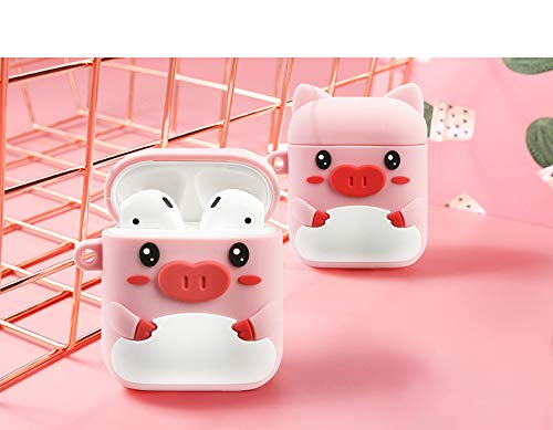 Amazon.com: Punswan Cartoon Girls - Funda para Apple Airpods ...