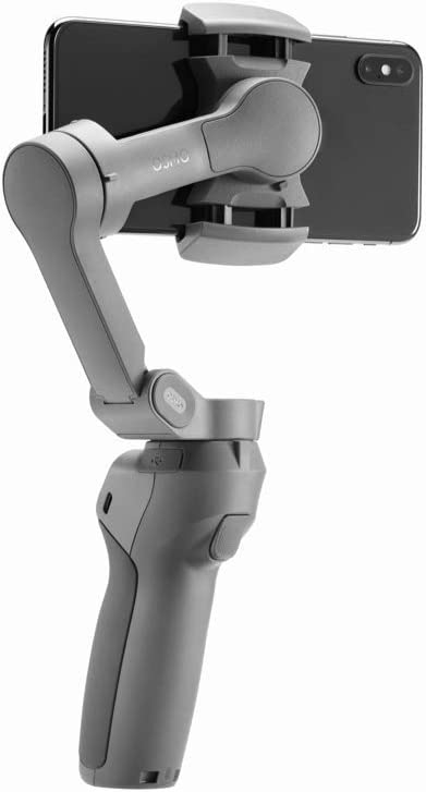 DJI Osmo Mobile 3 Portable Fold-able Single Handheld Gimbal Stabilizer for Smartphones with mini Tripod