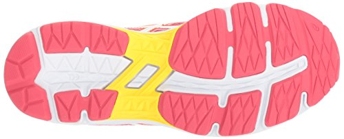 Schuhe White 1000 Asics Yellow Kind Gt GS Red Unisex Rouge 6 qYYtwzr
