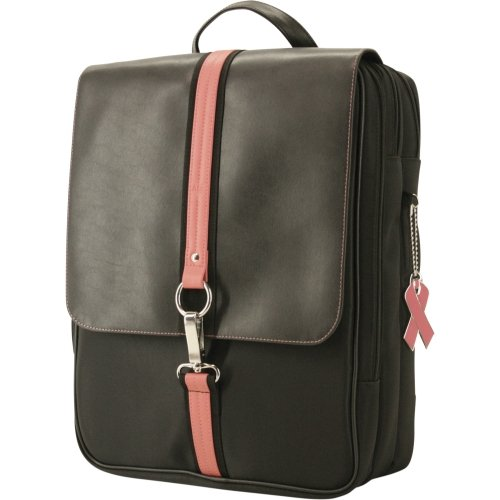 Mobile Edge Komen Paris Backpack- 16-Inch PC/17-Inch MacBook (Komen Laptop Bag)