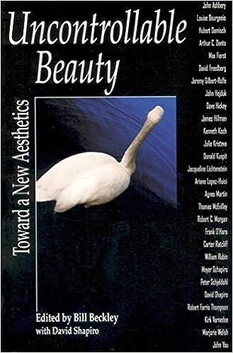 Amazon Uncontrollable Beauty Toward A New Aesthetics