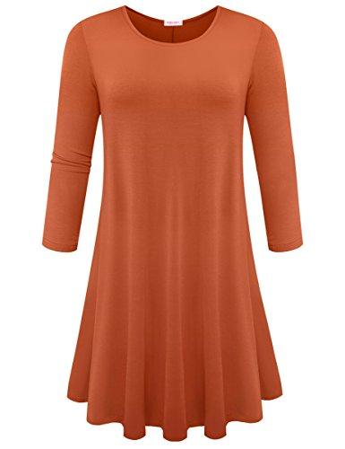 3/4 sleeve dress shirt - 7