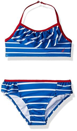 Nautica-Girls-Fashion-Bikini-Swim-Suit-With-UPF-50-Sun-Protection