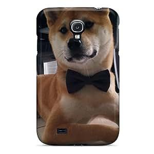 For Galaxy S4 Fashion Design Shibe Case-mGAfV28587oGoAa