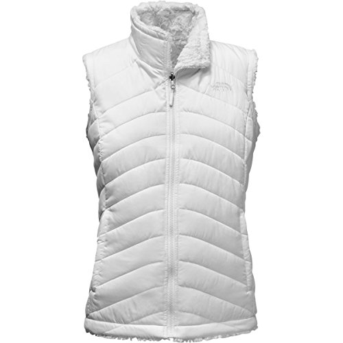 - The North Face Women's Mossbud Swirl Reversible Vest TNF White (Prior Season) X-Small