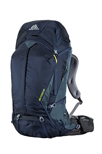 Gregory Mountain Products Men's Baltoro 65 Backpack, Navy Blue, Large