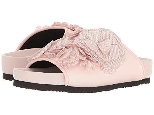 知人獣コロニー[シューコンマボニー] レディース サンダル Flower Detailed Flat Sandal [並行輸入品]