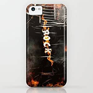 Society6 - Let There Be Rock iPhone & iPod Case by Eric Rasmussen