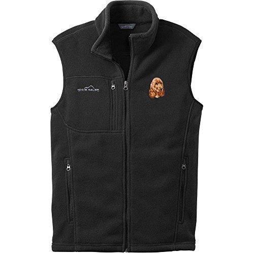 1 Embroidered Fleece Vest - 3