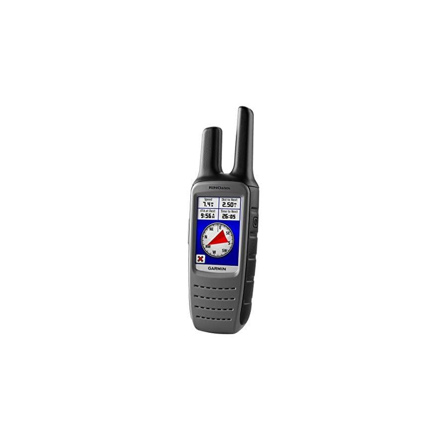 Garmin Rino 650T GPS Device
