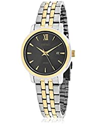 Seiko Womens SUR810 Classic Gold Tone/White Stainless Steel Watch