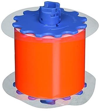 VNM Signmaker flurd-3762 fluorescente rojo cinta de vinilo, 75 de longitud, 3