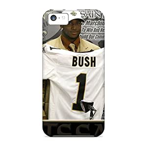 Tpu Cases For Iphone 5c With New Orleans Saints