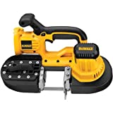 DEWALT DCS370B Bare-Tool 18-volt Cordless Band Saw Tool Only, No Battery