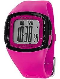Women's SH010-611 Pulse Rhythm Digital Display Quartz Pink Watch