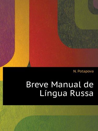 Breve Manual de Língua Russa