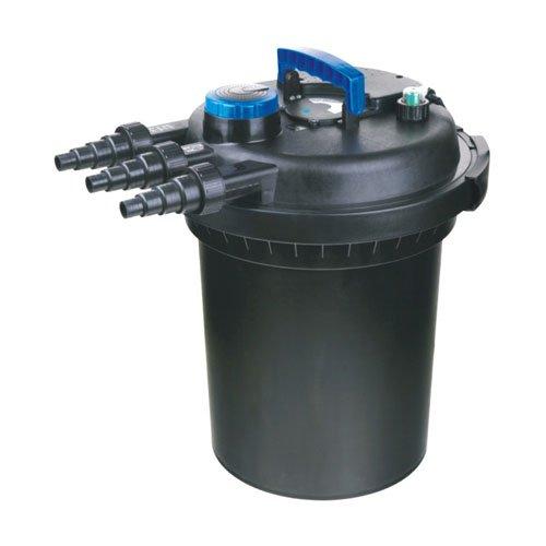 2014 New Sunsun Cpf 5000 3500 Gph Backwash Pressurized Bio Pond Filter With 18w Uv Sterilizer Clarifier Usa